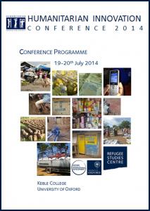 HIP2014 Programme